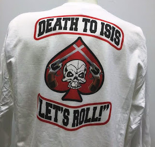Death to Isis Let's Roll Shirt