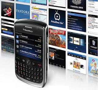 Cara Instal Aplikasi Blackberry Secara Offline dari Komputer