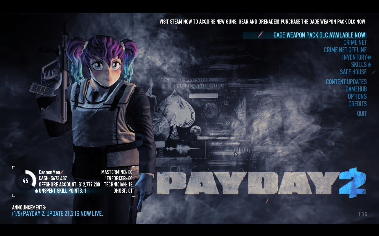payday 2 offshore payday safe