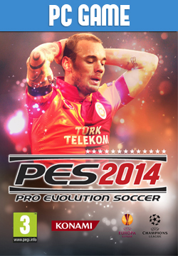 Pro Evolution Soccer 2014 PC Game Español