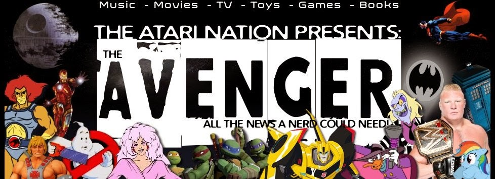 The Atari Nation Presents: The Avenger