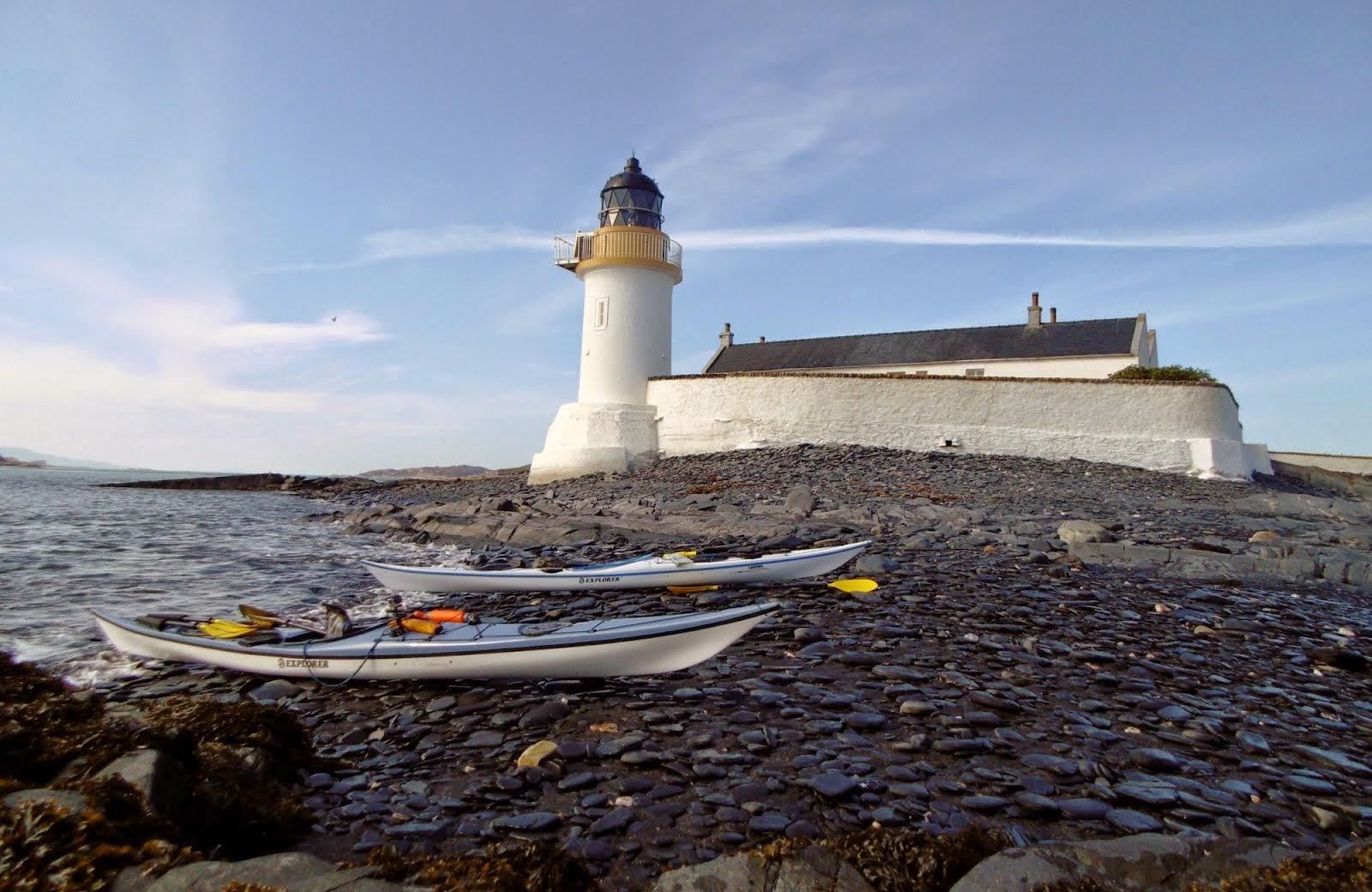 Fladda Lighthouse