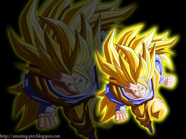 Goku Super Saiyan 3 Dragon Ball Z Wallpaper HD
