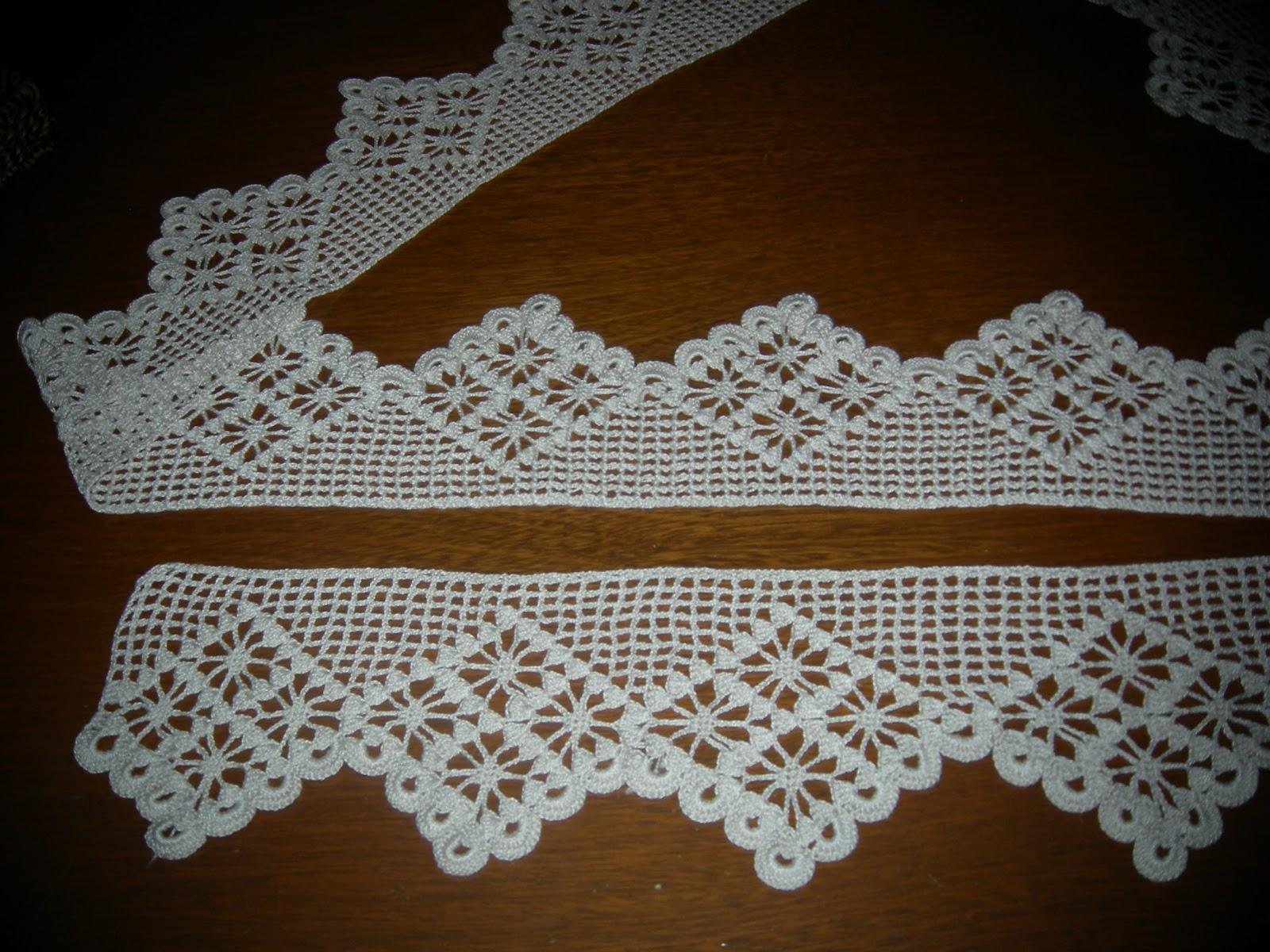 Tejidos a crochet ganchillo patrones mantel tejido a new - Mantel de crochet ...