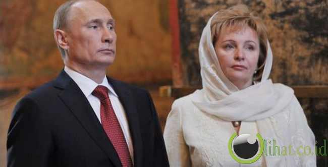 VLADIMIR PUTIN - Presiden Rusia