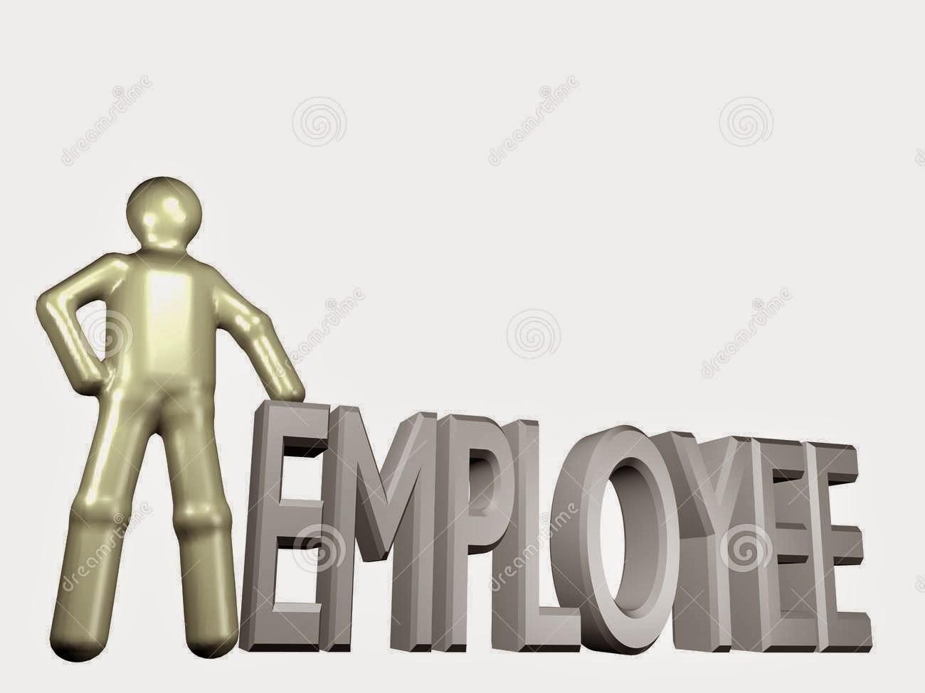 Employee: BEING AN EMPLOYEE SUCKS