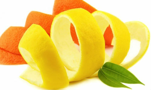usos cascara de limon