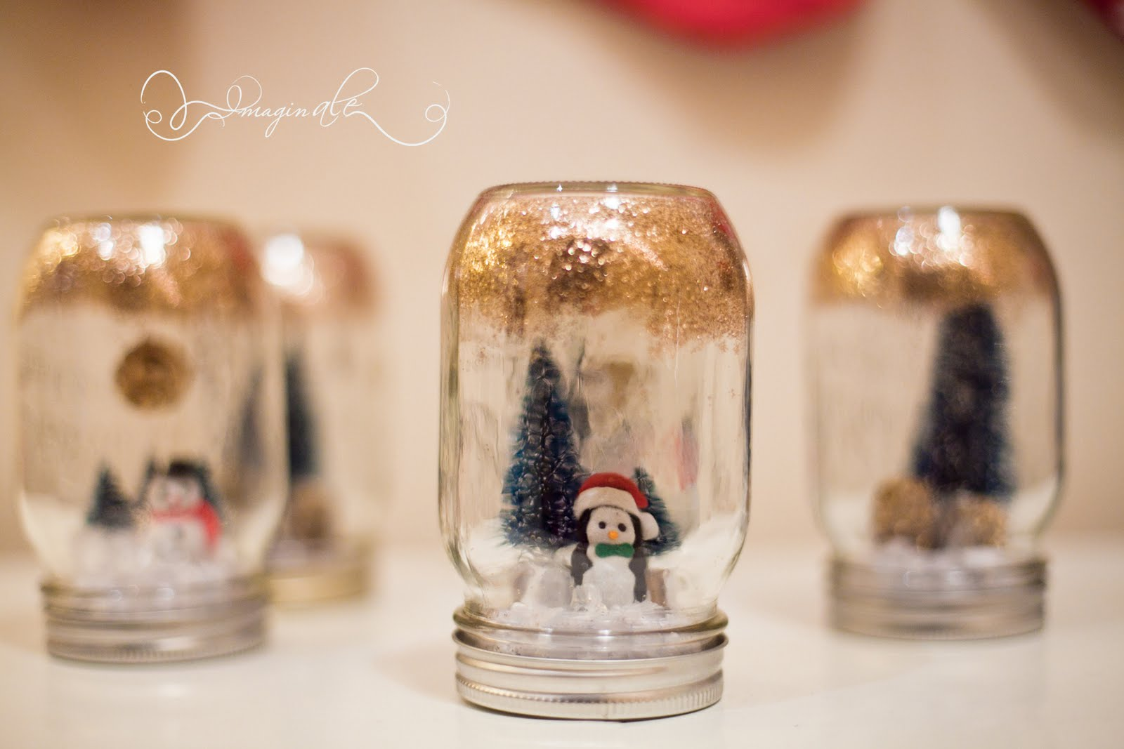 diy anthropologie mason jar snowglobe monday december 19 2011 im in texas at least thats what i figured when i saw all the boots and cowboy hats