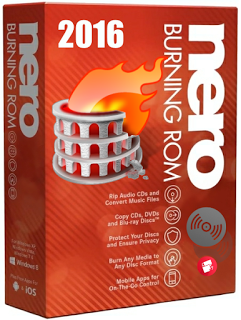 Nero Burning ROM 2016 PT-BR + Serial