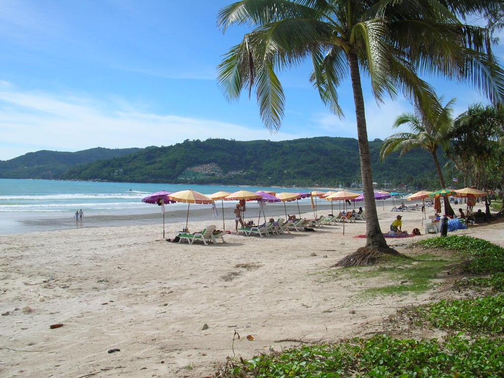 Patong Beach, Thailand – Tourist Destinations
