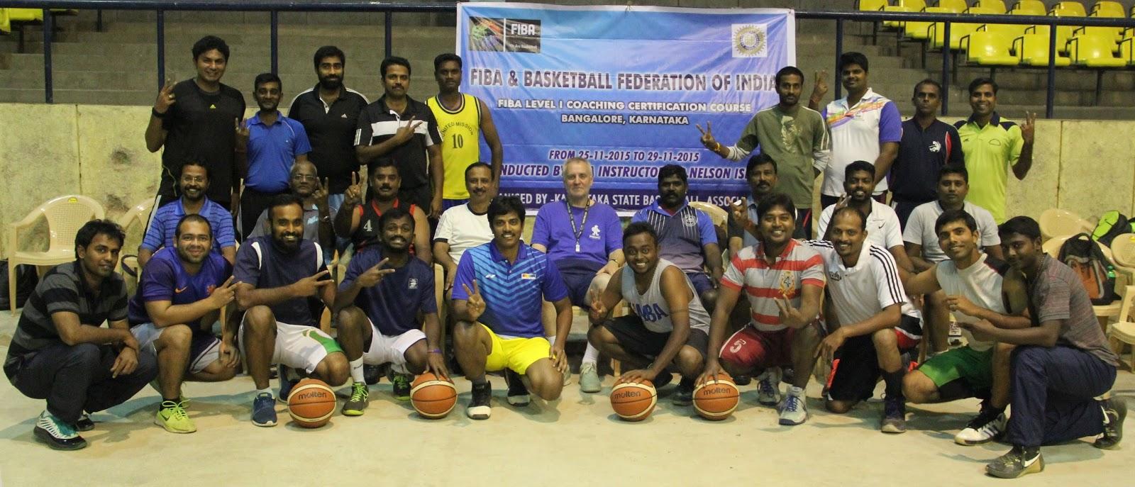 Hoopistani New Cycle Of Fiba Coaching Certification Courses