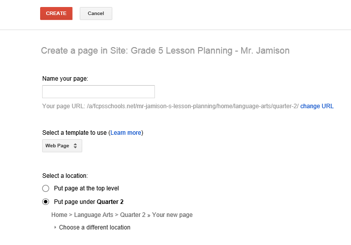 lesson plan book templates