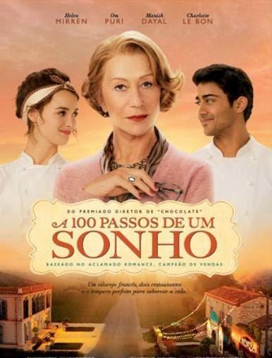 A 100 Passos de um Sonho – Legendado (2014)