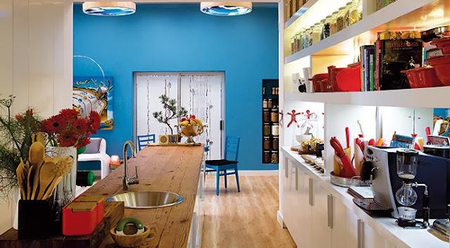 turquoise decor