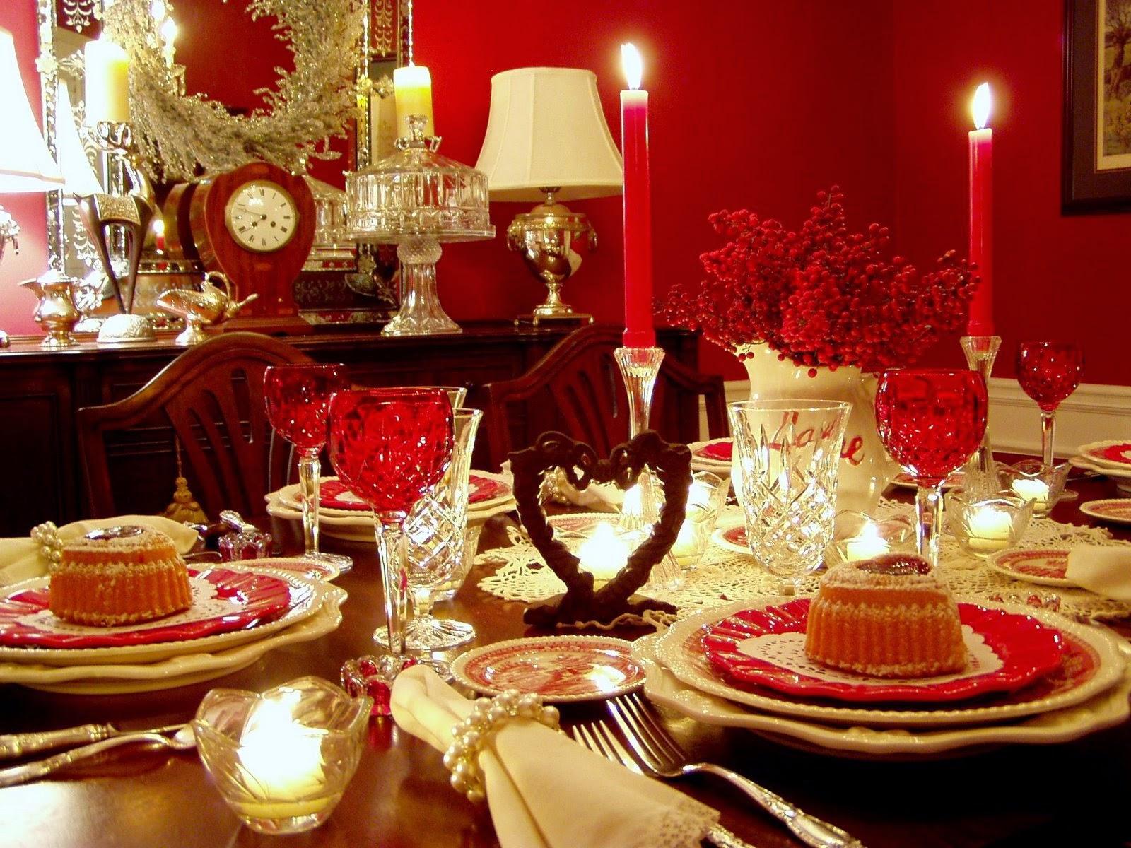 Как сделать уютный романтический ужин своими руками 3
