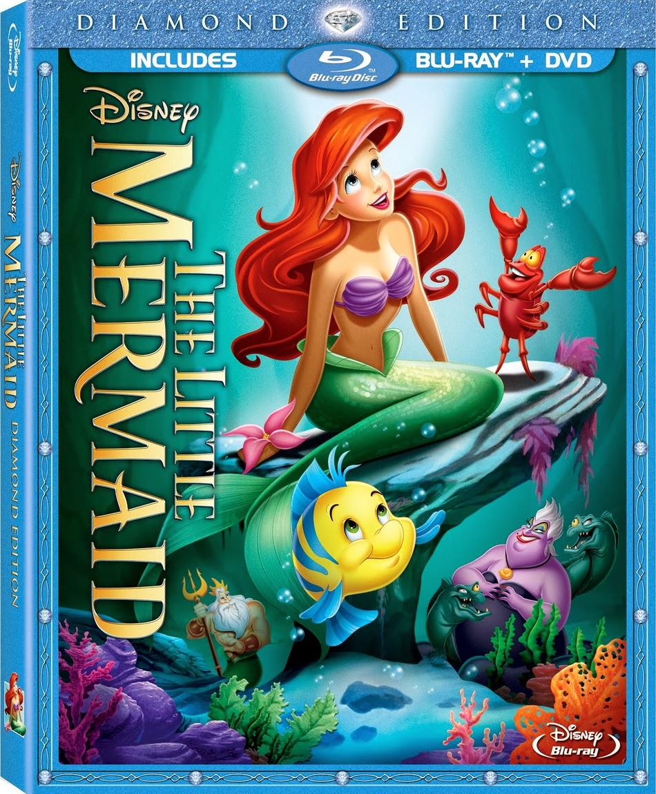 ดูการ์ตูน The Little Mermaid เงือกน้อยผจญภัย ภาค 1