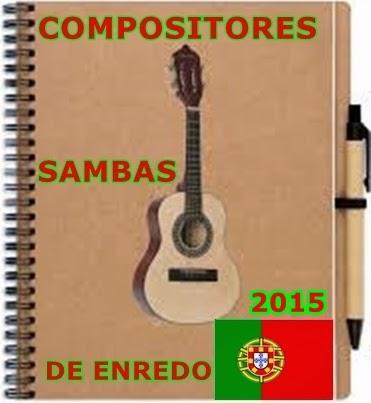 COMPOSITORES DOS SAMBAS DE ENREDO-2015