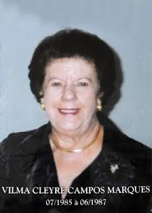 VILMA CLEIRY C.MARQUES (NEGUITA)