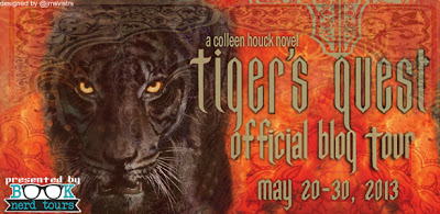 Tiger&#39;s Quest Blog Tour