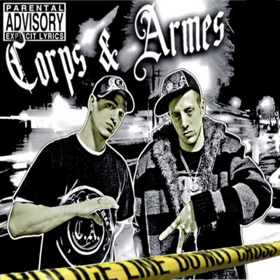 Corps&Armes - Street Album Corps&Armes (2015)