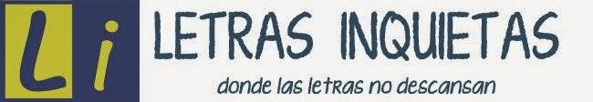 En la revista «Letras Inquietas»