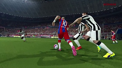 Pro Evolution Soccer (PES) 2015 (Game) - Gameplay Trailer
