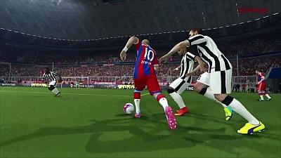 Pro Evolution Soccer (PES) 2015 (Game) - Gameplay Trailer