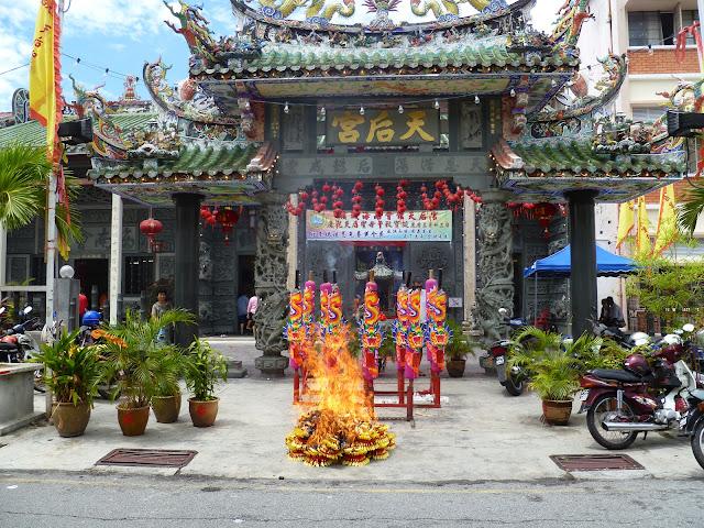 temple in penang malaysia