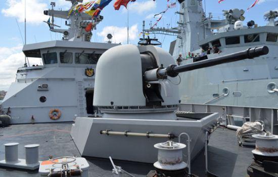 Senjata utama korvet kelas SIGMA