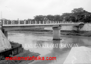 Kisah Makhluk Halus yang Membangun Jembatan di Klaten - mediametafisika.com