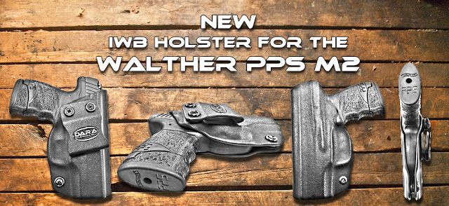 Walther PPS M2, PPS m2, pps m2 holster, pps m2 iwb holster, pps m2 owb holsters, inside the waistband holster for the walther pps m2, outside the waistband holsters for walther pps m2