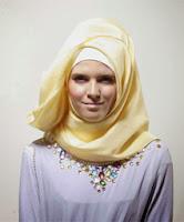 Tutorial Hijab Wavy Twist