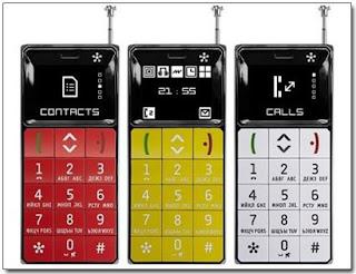 Just5 Brick будет продаваться в корпусах пяти цветов: белого, желтого, черного, красного и коричневого.