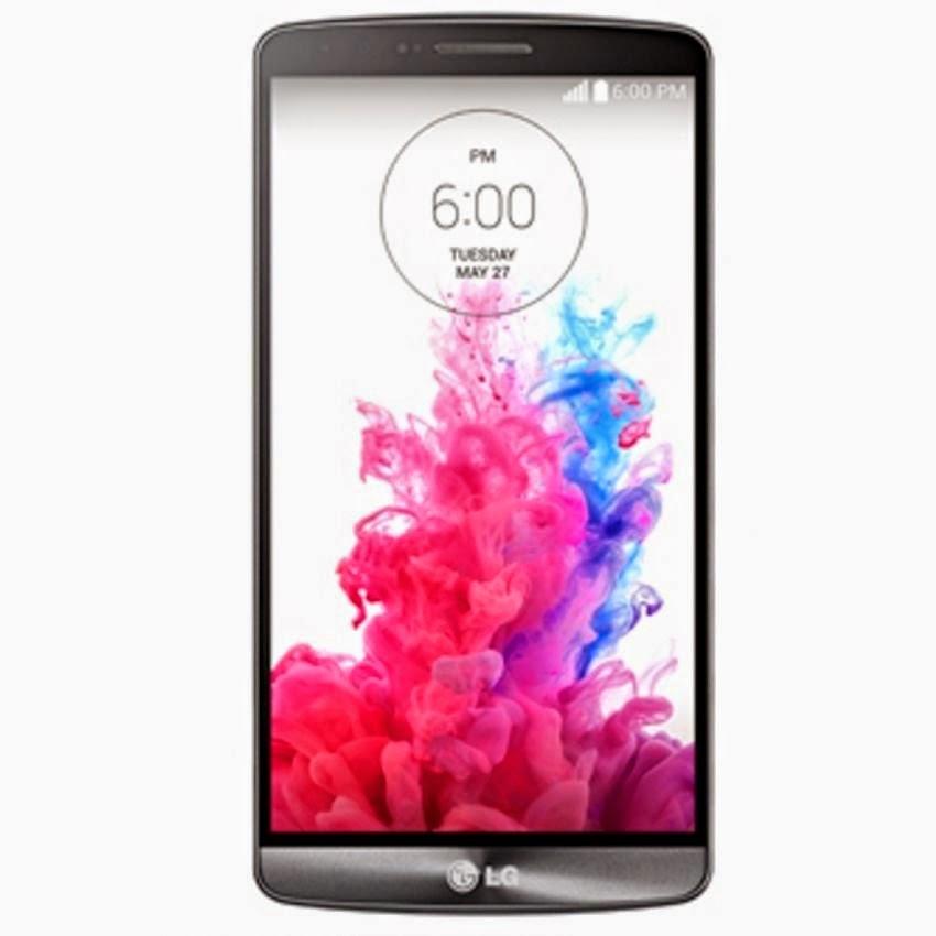 Harga Dan Spesifikasi LG G3 Metallic Black Terbaru, Dengan Layar IPS Quad HD Serta OS Android v4.4.2 KitKat