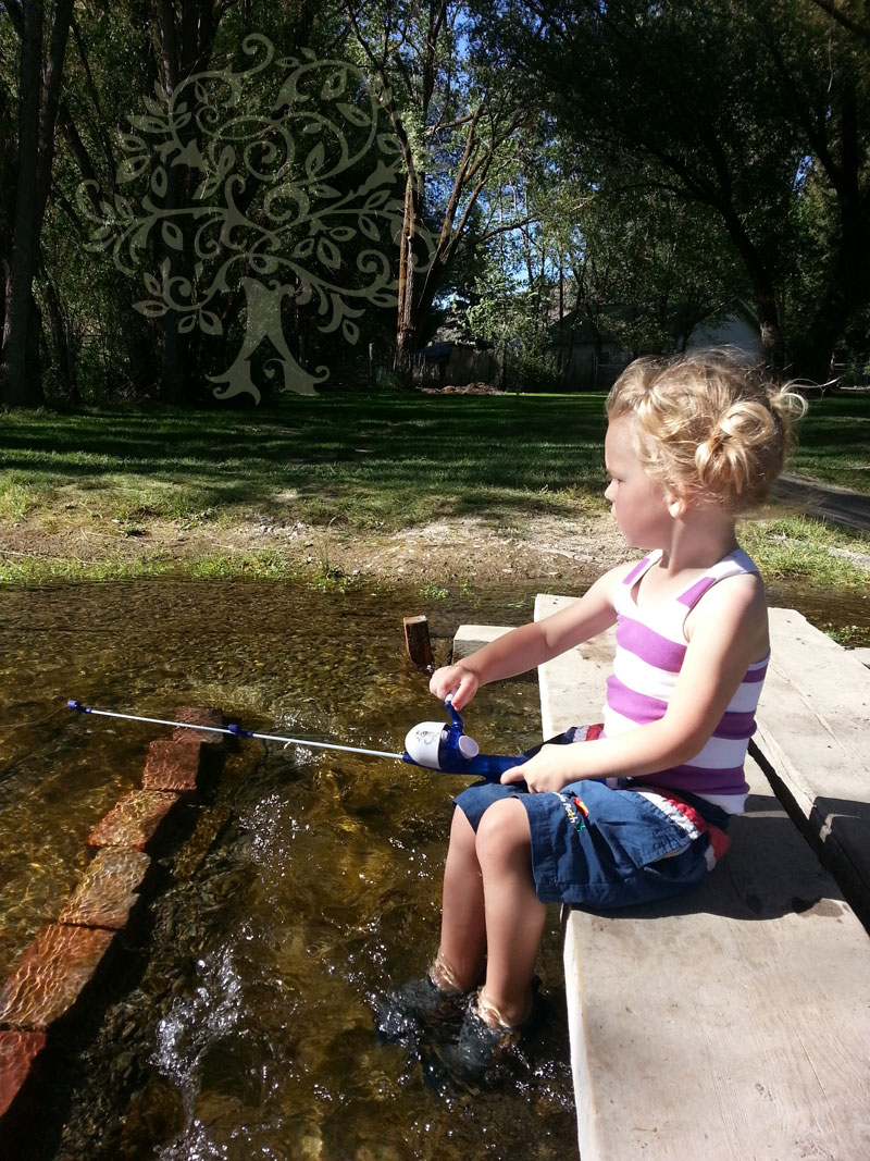 Fun summer activities family together time on a budget for Idaho out of state fishing license