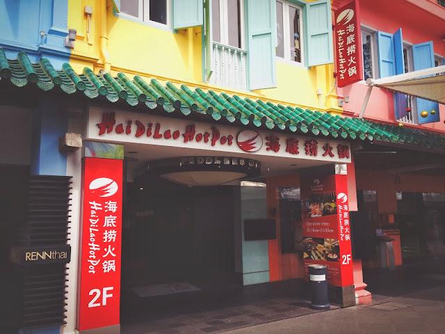 Hai Di Lao Singapore
