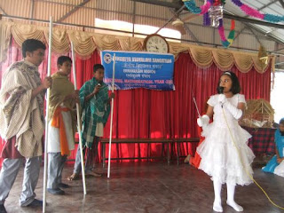 Christmas Celebrations at KV Kanjikode