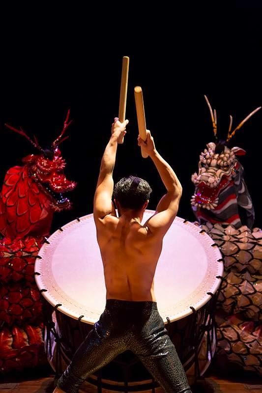 Kodo Drummers Tour  Canada
