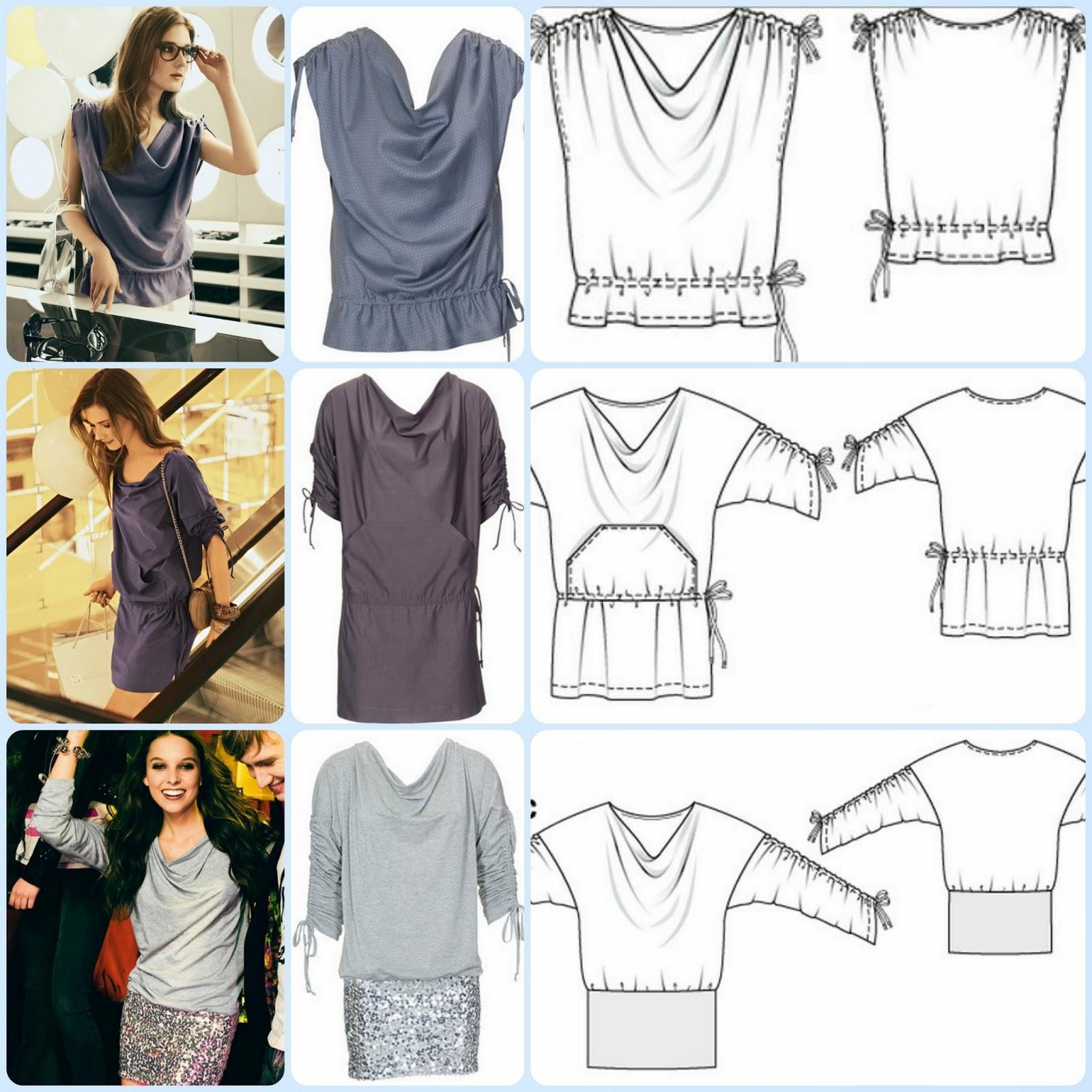 Шьем одежду своими руками - фото для начинающих