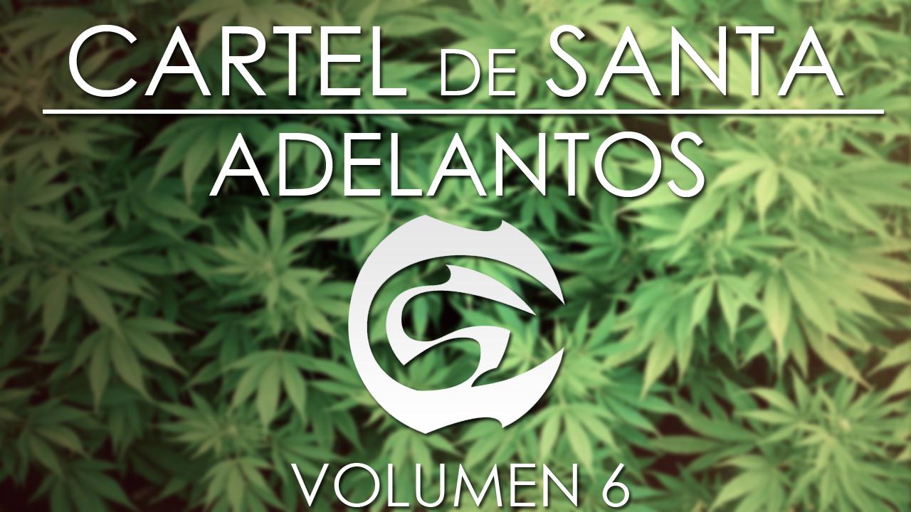 Galeria Babilonia: CARTEL DE SANTA | VOLUMEN 6 | CONCIERTOS