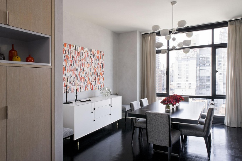 Дизайн квартиры в нью йорке