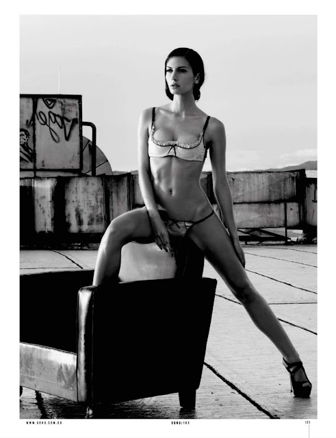 Juliana Robledo Revista SoHo Colombia Julio 2015 + PDF 6