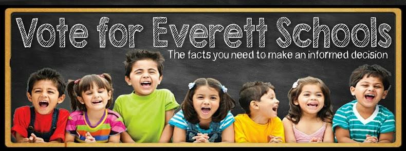 Vote For Everett Schools