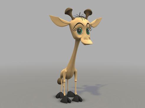 Angela ensele madagascar 2 baby melman - Girafe madagascar ...