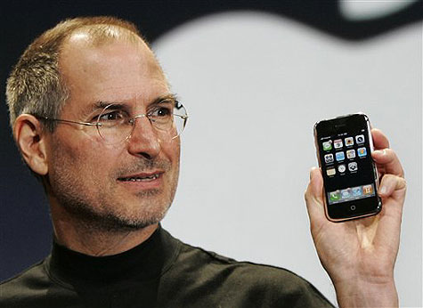 The biggest news as of late is obviously the death of Steve Jobs.