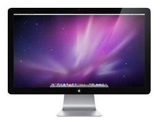 Apple LED Cinema Display 27 inch IPS monitor Fornt