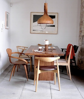 Mix and match dining chairs an interior design for All wood dining room sets