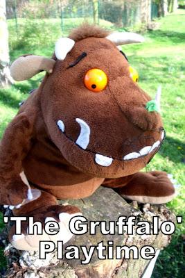 Gruffalo Preschool Activity Ideas
