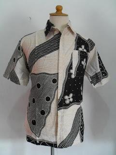 Model Baju Batik Pria Modern Terbaru 2013