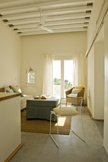 Kamaroti Suites hotel con encanto en Sifnos